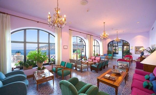Minerva Sorrento | Accommodation with Bay View